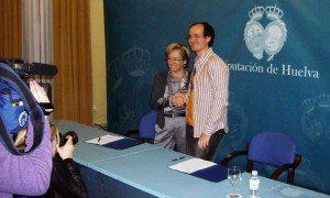fundación triángulo Andalucía en el banco del tiempo de Huelva