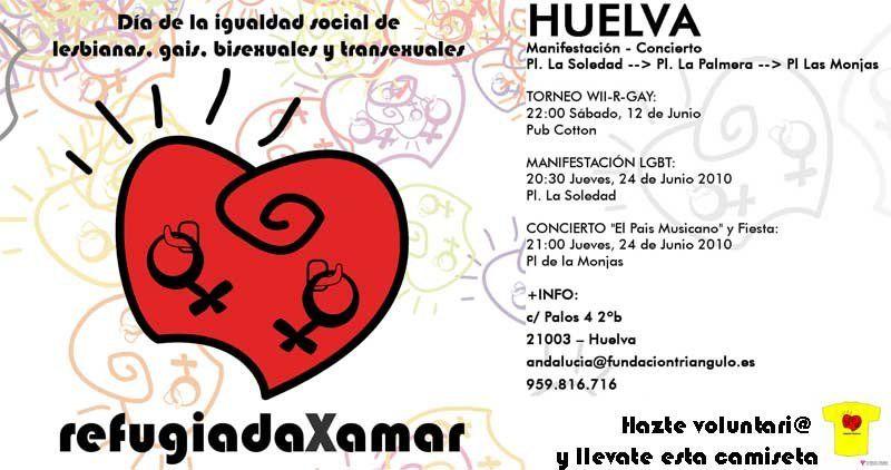Postal 24J Huelva